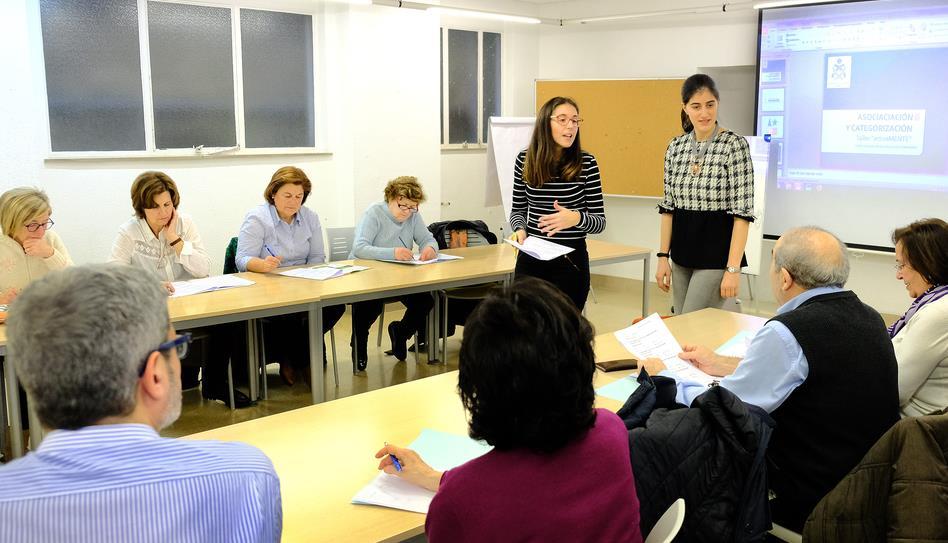 El Ayuntamiento organiza dos nuevos talleres de estimulación cognitiva de la memoria