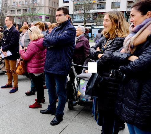 """Santander reivindica un mundo """"más tolerante, más inclusivo y más justo"""""""