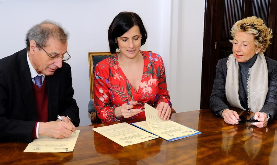 El Ayuntamiento y el Ateneo potenciarán su colaboración