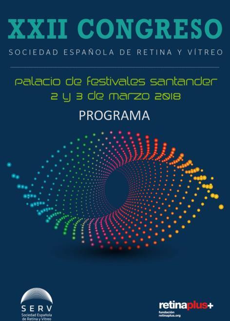 Santander acogerá el XXII Congreso Anual de la Sociedad Española de Retina y Vítreo