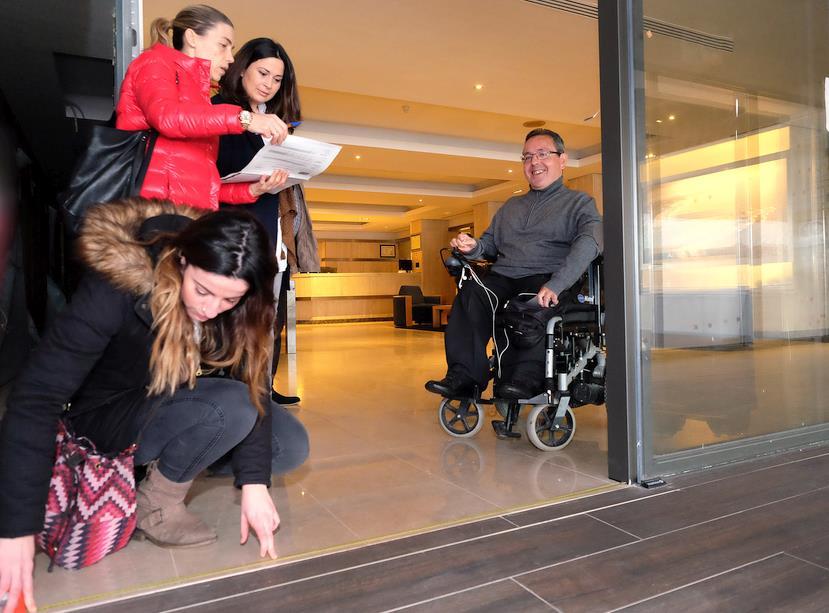 Santander tendrá una guía digital sobre accesibilidad en los establecimientos hoteleros