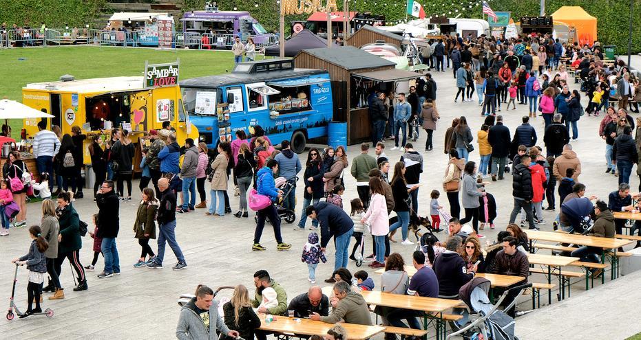 Entregados los premios del I Concurso Internacional de Food Trucks de Santander