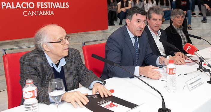 Fernández Mañanes destaca el carácter pedagógico y la educación en valores de la Joven Orquesta Sinfónica de Cantabria