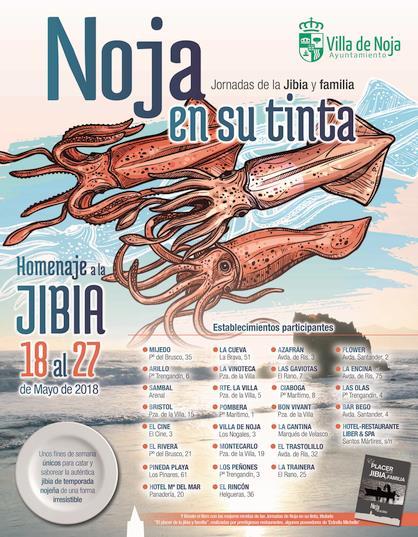 Llega la cuarta edición de 'Noja en su tinta'