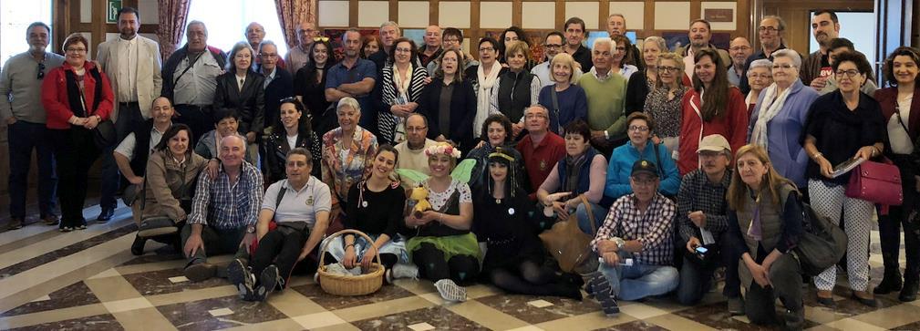 Casi 1.300 personas disfrutaron de las visitas gratuitas al Palacio de la Magdalena y el Anillo Cultural por el Día de los Museos