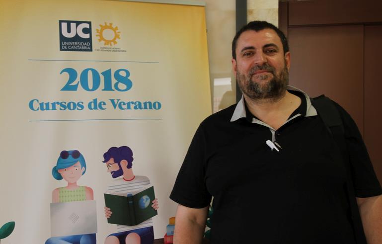 Julio Gómez Cañedo - Vivir la muerte acompañado y no en soledad, objetivo de los profesionales de cuidados paliativos