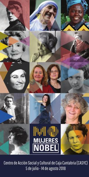 Santander homenajea desde mañana a las mujeres galardonadas con el Premio Nobel