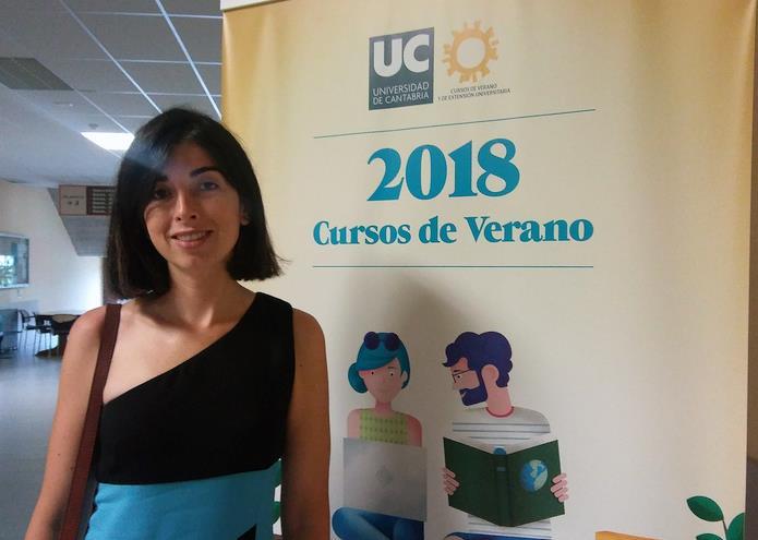"""""""El reto ante el abuso sexual infantil se da porque muchas veces no existen signos evidentes"""", señala experta en Medicina Legal - En la foto, Ana Santurtún"""