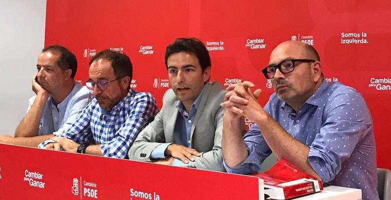 Andrés Perelló defiende la proposición de ley de la eutanasia en Santander