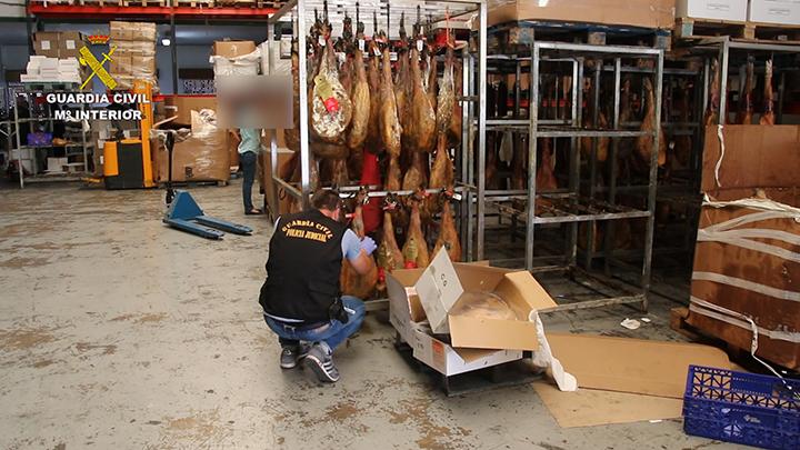 Desmantelada en Valencia una organización dedicada a la distribución de productos cárnicos en mal estado
