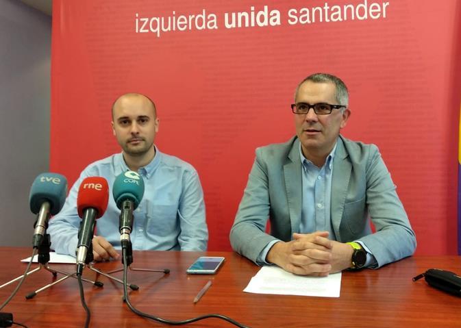 Israel Ruiz Salmón y Miguel Saro
