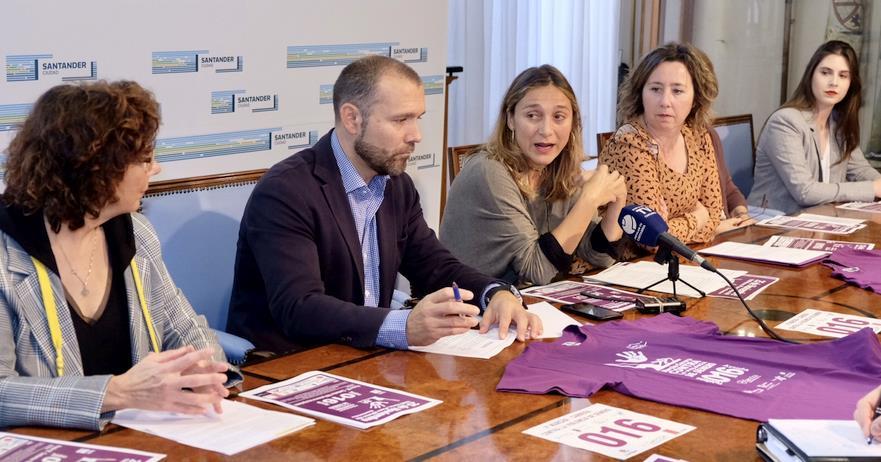 Santander celebrará la II Marcha-Carrera contra la Violencia de Género