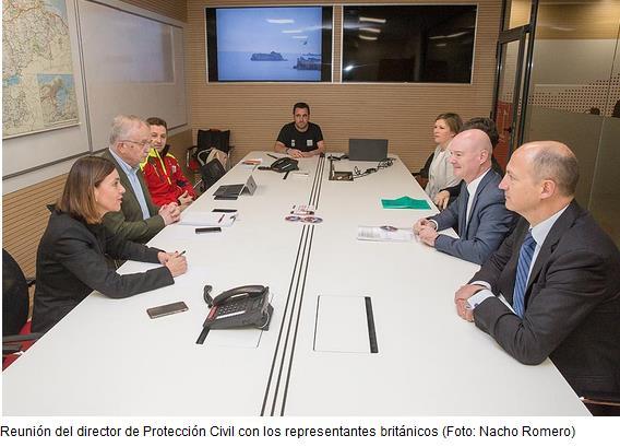 Cantabria garantiza la atención de emergencia a los ciudadanos británicos después del Brexit