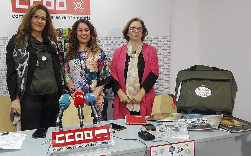 CCOO presenta una guía pedagógica para la inclusión de migrantes y personas refugiadas en el sistema educativo