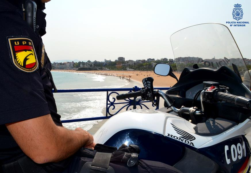Consejos de la Policía para tener un verano seguro