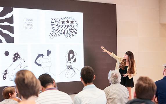 ArteSantander y Santander Music presentan la Exposición y Masterclass Michela Picchi