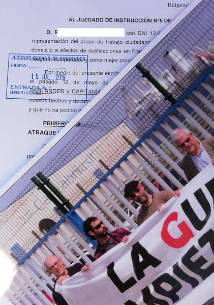Pasaje Seguro amplía su denuncia por el trasiego de armas en el Puerto de Santander