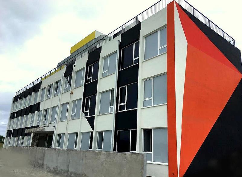 La antigua fábrica de ascensores Rada, sede de la agencia de desarrollo local durante 19 años, acogerá la Escuela Municipal de Robótica