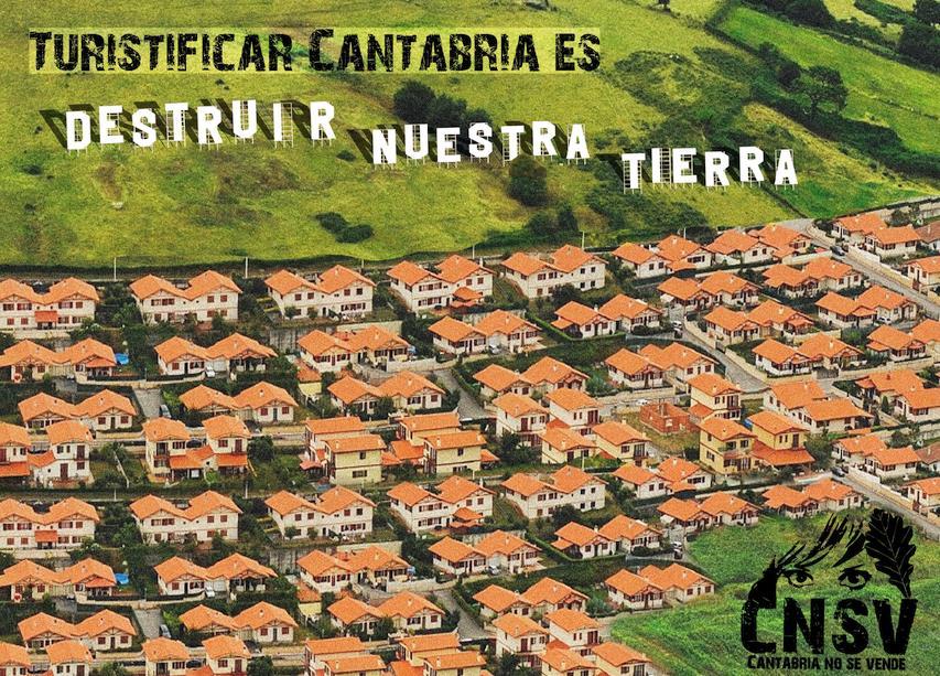 CNSV lanza una campaña sobre las consecuencias de 'turistificar' Cantabria