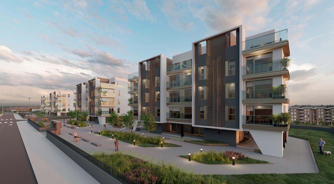 El Ayuntamiento concede las licencias para una nueva promoción de viviendas en la calle Hermanos Calderón, en Nueva Montaña