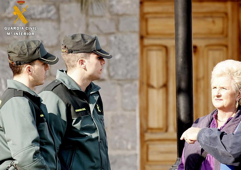 La Guardia Civil alerta sobre la aparición de falsos comerciales de la luz