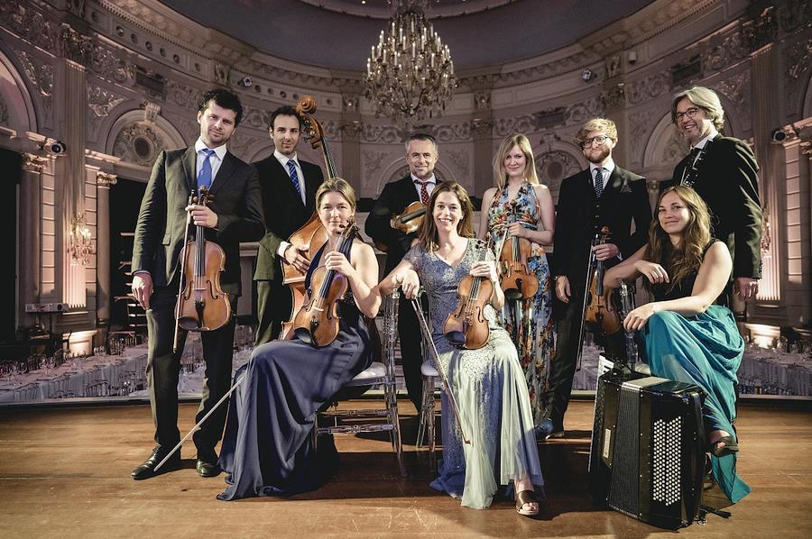 La Camerata con músicos de la prestigiosa Royal Concertgebouw Orchestra, el sábado en la Sala Argenta