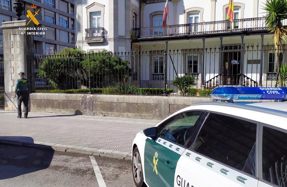 Detenidos por la Guardia Civil por robos y hurtos en Cantabria, Burgos y Álava