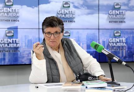 Esther Eiros viaja hasta Cabárceno para emitir una edición especial de 'Gente viajera', con Miguel Ángel Revilla como invitado