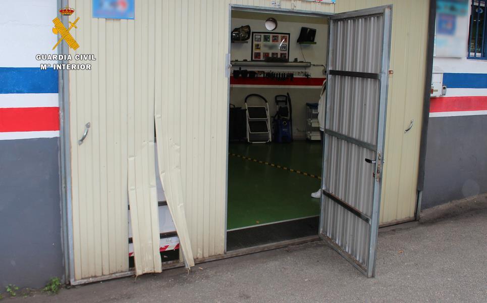 La Guardia Civil detiene a un hombre tras robar dos veces en el mismo establecimiento