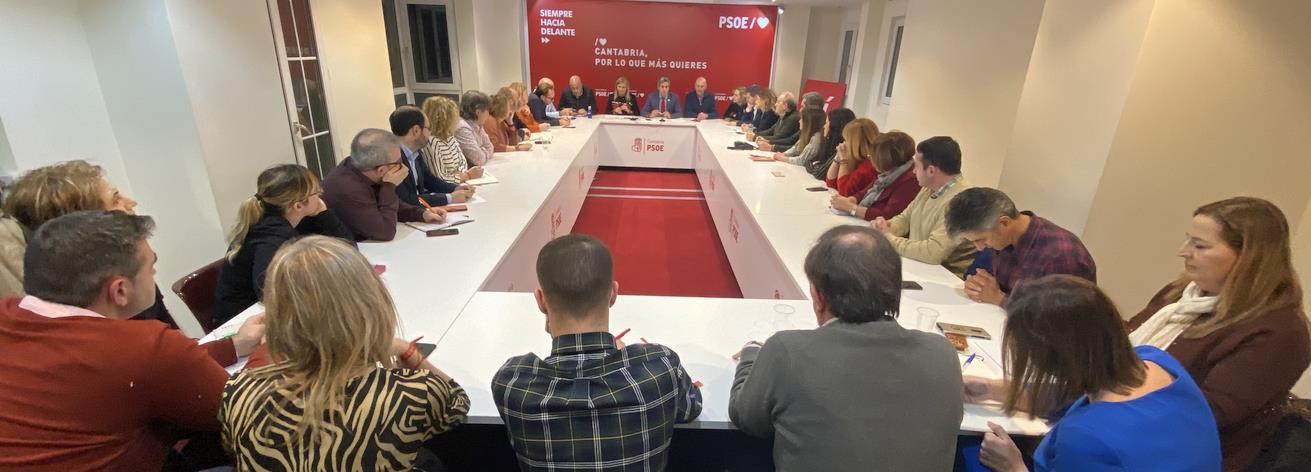 El PSOE mantendrá el pacto con el PRC pese al voto en contra de Pedro Sánchez