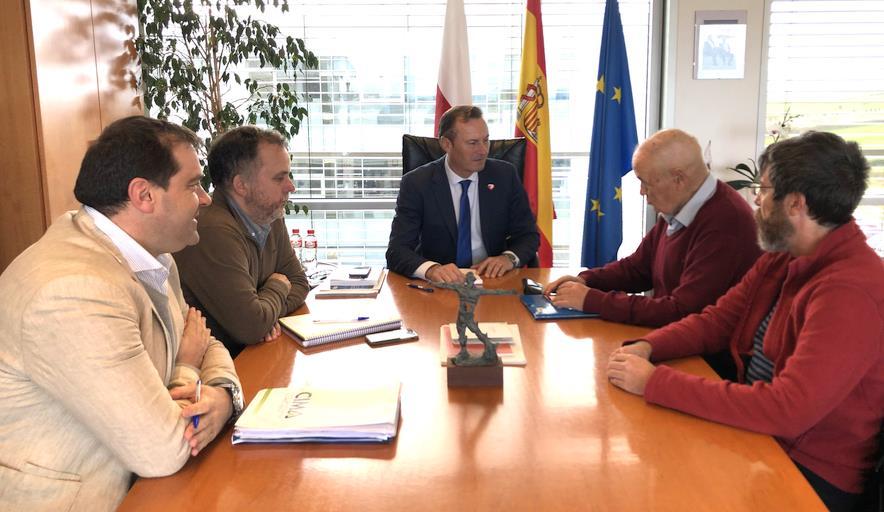 El Gobierno apoya la candidatura de Costa Quebrada para ser el primer Geoparque de la UNESCO en Cantabria