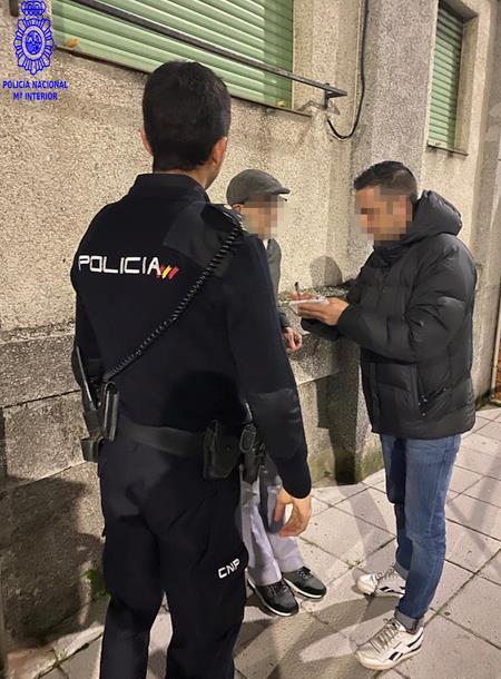 Detenido en Santander por abusar sexualmente de un menor de 17 años