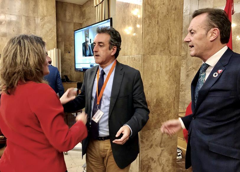 Cantabria urge al Ministerio un mayor apoyo económico a las industrias en sus procesos de descarbonización