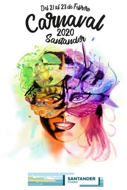 La Gran Gala y la entrega de la Copa de Cava a Santiago Higuera dan inicio esta tarde al Carnaval santanderino