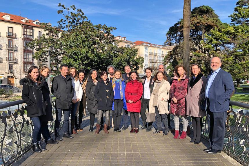 María Sánchez defiende la continuidad del programa europeo Interreg Sudoe gestionado desde Cantabria