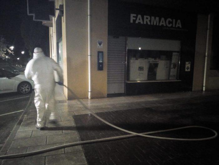 El Gobierno de Cantabria refuerza con más efectivos el Plan especial de limpieza y desinfección frente al coronavirus