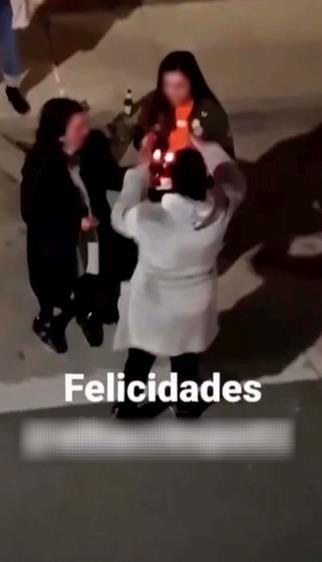 Cinco personas denunciadas en La Rioja por celebrar un cumpleaños en la calle