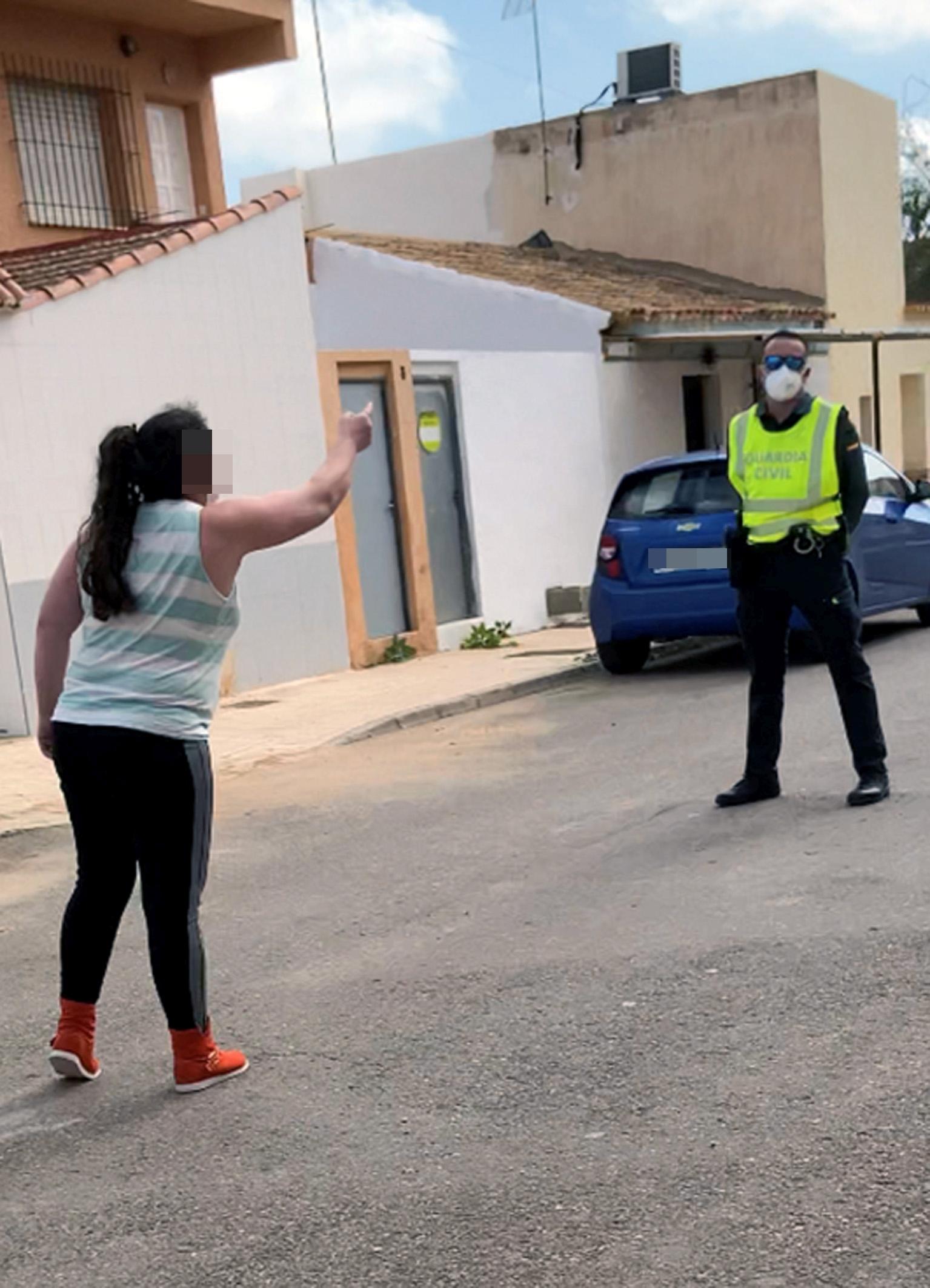 Detenida en Murcia una falsa sanitaria que hacía test de coronavirus