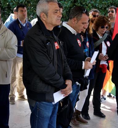 UGT y CCOO de Cantabria advierten en el 1 de Mayo que los trabajadores 'no pueden volver a ser las víctimas de esta crisis'