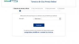 Santander pone en marcha mañana el nuevo sistema de cita previa