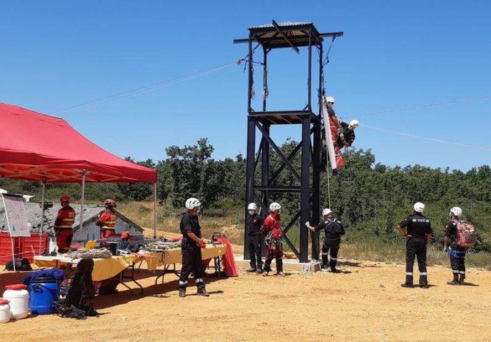 40 efectivos de la UME realizarán esta semana unas jornadas de espeleosocorro en Ramales de la Victoria