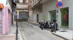 El Ayuntamiento de Santander habilita 25 nuevas plazas de aparcamiento para motos en la calle Moctezuma