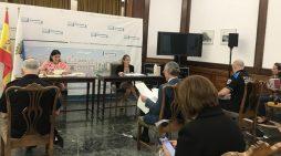 Quiñones destaca la colaboración de Policía Nacional y Local en Santander, donde han caído un 25% los delitos hasta junio