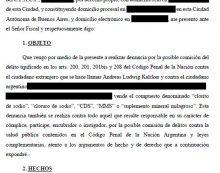 Andreas Kalcker, denunciado en Argentina tras la muerte de un niño que presuntamente había consumido dióxido de cloro