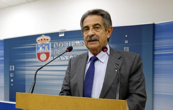 Miguel Ángel Revilla - Foto: Gobierno de Cantabria