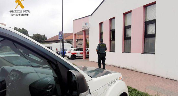 La Guardia Civil localiza a la presunta agresora de una médico de Los Corrales de Buelna