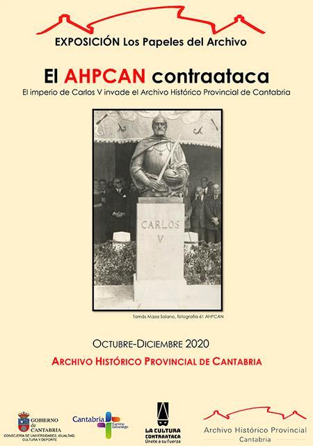 El Archivo Histórico Provincial acoge una exposición con documentos de la época de Carlos V