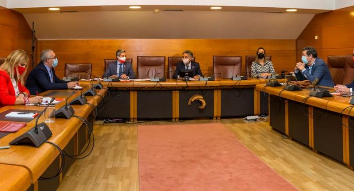 Cantabria presentará al Fondo Europeo de Recuperación 102 proyectos por valor de 2.673 millones de euros