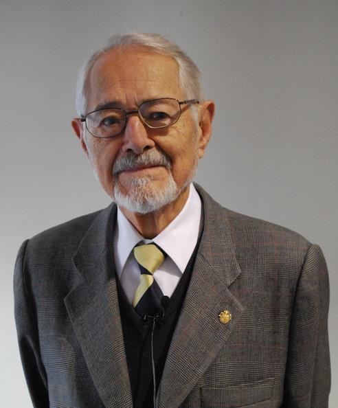 El científico y humanista mexicano Ruy Pérez Tamayo, ganador del XXIII 'Premio Internacional Menéndez Pelayo'
