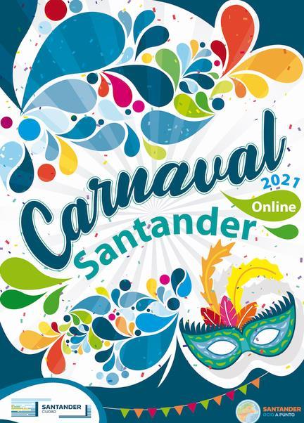 Santander amplía el plazo para participar en el concurso del Carnaval online